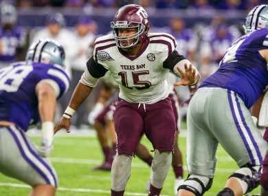 Myles Garrett is the sure-fire number one pick in Thursday's draft.