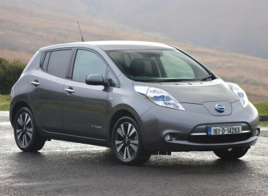 How far can you go in an all-electric Nissan Leaf? We put it to the test