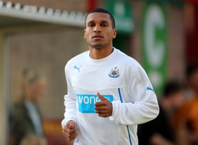 Sylvain Marveaux played for Newcastle between 2011 and 2016.