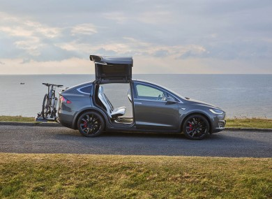 The Tesla Model X Has Finally Arrived In Ireland We Took It For A