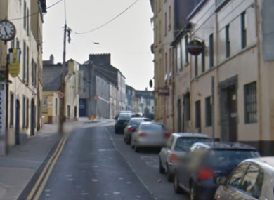 Thomas Street in Waterford city.