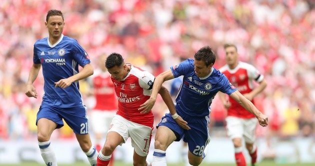 As it happened: Arsenal v Chelsea, FA Cup final