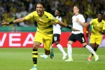 Audacious Pierre Aubameyang penalty seals German Cup victory for Dortmund