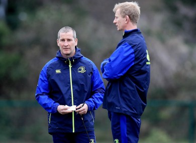 New deals for Stuart Lancaster and Leo Cullen have yet to be publicly announced.