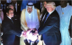 Donald Trump touched a mysterious glowing orb in Saudi Arabia, and Twitter has questions