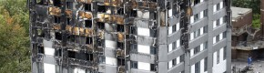 60 high-rise buildings across the UK have failed fire safety tests