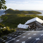Concordia's canvas solar cabins on St John, US Virgin Islands, were one of the early ecotourism landmarks.<span class=
