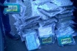 Two men arrested as gardaí seize cocaine and cannabis worth �1.2 million