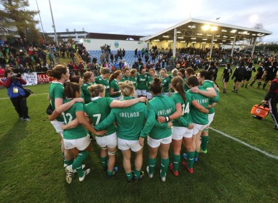 Ireland are set to play in front of their biggest home support next month.