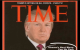 Time magazine asks Trump Organisation to remove fake covers from golf clubs and hotels