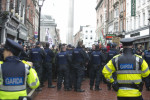Garda appears in court accused of assaulting RT� cameraman during Pegida protest
