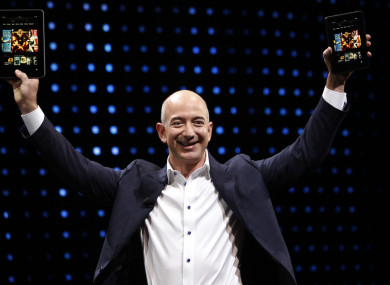 The Amazon founder and CEO was announced as the second-richest person on the planet in March of this year, according to the Bloomberg Billionaires Index.