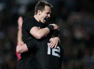 New Zealand vice-captain Ben Smith