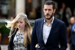 Charlie Gard's parents condemn death threats sent to hospital staff
