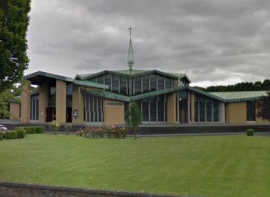 The Church of Our Lady of Victories in Ballymun.