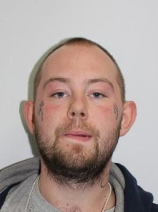 Suspect John Tomlin