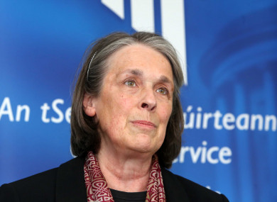 Chief Justice Susan Denham