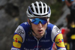Dan Martin's podium hopes fade after brave challenge on final mountain stage