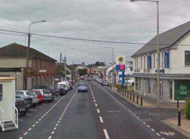 Dublin Road in Enfield.