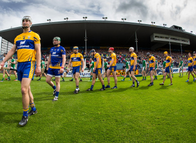 Clare aim to bounce back from their Munster final loss to Limerick.