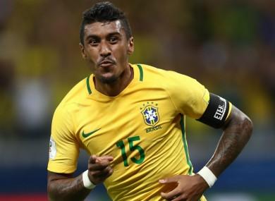 Paulinho (file pic).