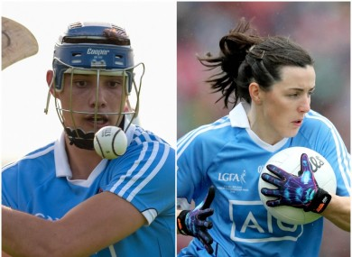 Eoghan O'Donnell and Lyndsey Davey both chase glory this weekend.