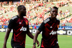 Romelu  Lukaku reveals how Paul Pogba talked him into Man Utd move