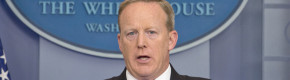 Sean Spicer has quit as White House Press Secretary
