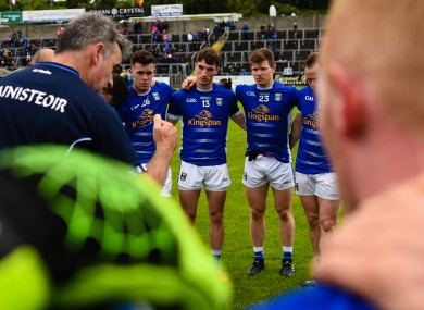 Cavan lost to Monaghan in Ulster but bounced back to beat Offaly.