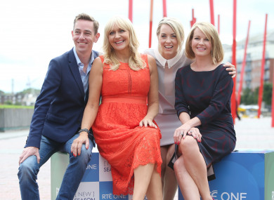 rtÉ s top 10 earners list has three women and tubridy on top