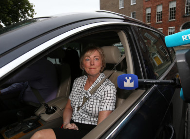 Minister for Social Protection Regina Doherty.