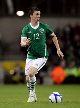 Kevin Foley won eight caps for Ireland.