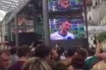 This video of Waterford people singing Don't Stop Believing after the hurling is the definition of scenes