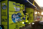 Parcel Motel depot emptied by thieves in Dublin
