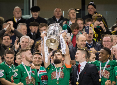 Cork City are the current champions.