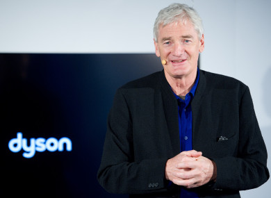 Inventor james dyson is investing 2 3 billion into for James dyson