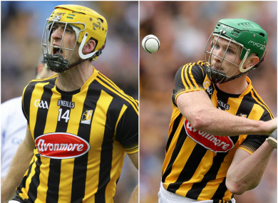 Kilkenny will start 2018 without Colin Fennelly and Paul Murphy.