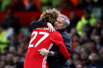 Mourinho stunned by Fellaini as he urges Carrick and Herrera to be patient