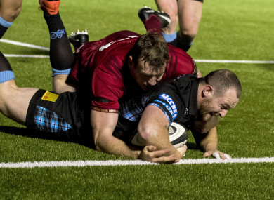 'Poor performance': Munster lost to Glasgow last time out.