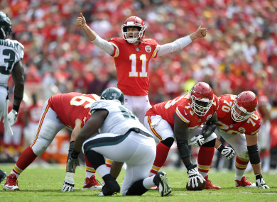 Alex Smith could be the prototype of the NFL's future.