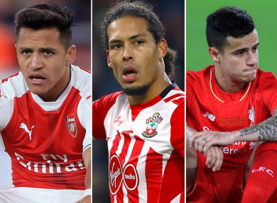 Sanchez, van Dijk, Coutinho: how will they react to the simmering domestic tension?
