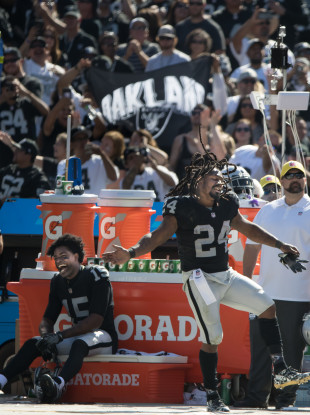 Will Marshawn Lynch have cause for celebration this week?