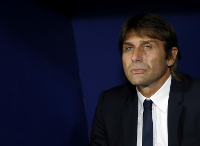 Chelsea boss Antonio Conte feels his side do not have enough time to recover ahead of this weekend's tie with Man City.