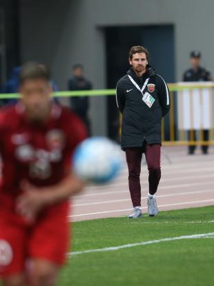 Shanghai SIPG coach Andre Villas-Boas.