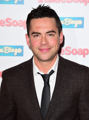 File photo dated 05/10/15 of Coronation Street actor Bruno Langley.