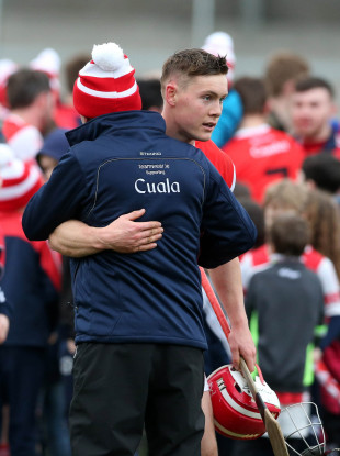 Cronin And O Callaghan Power Cuala Past Vincents To Reach Dublin
