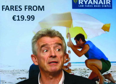 Michael O'Leary - CEO of Ryanair
