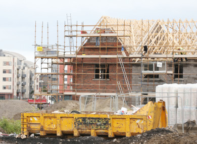 Construction is being focused in the greater Dublin area.