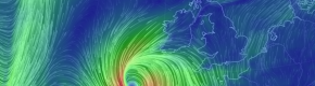 LIVE: Country in lockdown as Storm Ophelia kills three people