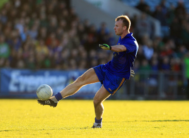 Former Cork player Michael Shields in action for St Finbarr's in 2010.